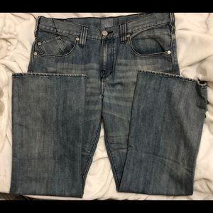 Rock & Republic Tron Light Wash Jeans 36 x 30
